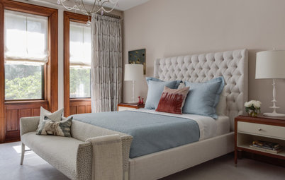New This Week: 5 Beautiful Bedrooms With Style