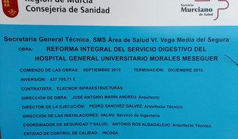 CSyS Reforma Digestivo Hospital Morales Meseguer