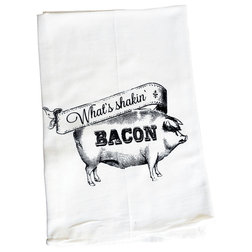 Farmhouse Dish Towels by The Coin Laundry