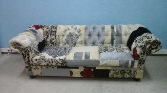 Sofa Chester capitone en Pachword
