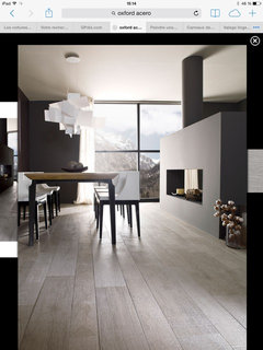 carrelage ou parquet au rdc d 39 une maison rt2012. Black Bedroom Furniture Sets. Home Design Ideas