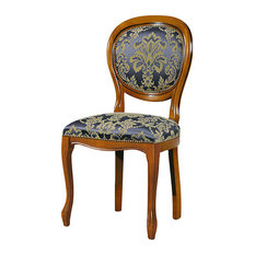 Regal Upholstered Dining Chair, Without Armrests