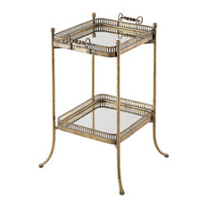 Tina Side Table, Square