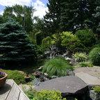 An Asian Inspired Backyard Oasis Asian Landscape