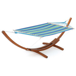 Beach Style Hammocks And Swing Chairs by GDFStudio
