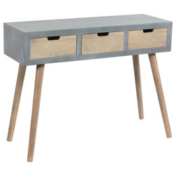 Midcentury Console Tables by ArtMaison Canada