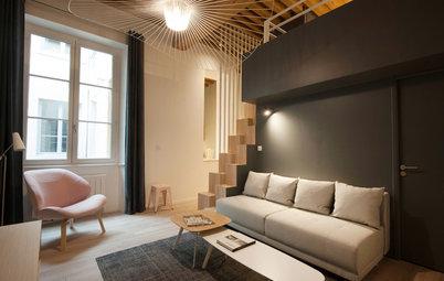 Avant/Après : Un plateau vide de 32 m² transformé en mini-duplex