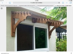 You Might Consider Adding A Trellis / Arbor Over The Windows And Garage  Door Giving Some Dimension. The Visual Fell Will Make People Move Further  Away When ...