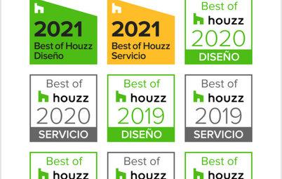 Premios 'Best of Houzz' 2021: ¡Descubre a los ganadores!