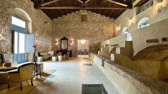 Casale Privato, Vendicari, Sicilia