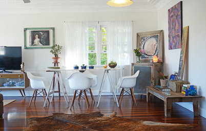 My Houzz: Old-World Meets Eclecticism in a Classic Queenslander
