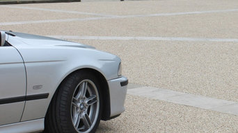 Resin Bound Driveways -Smart Tech - Paving Contractor