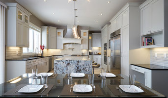 Pewter Traditional Kitchen