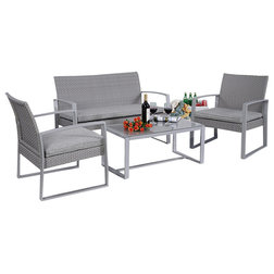 Stunning Contemporary Outdoor Lounge Sets by AffordableVariety