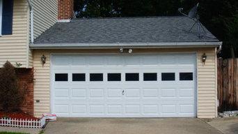 Various Garage Door Projects