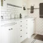 Arts Amp Crafts Remodel Traditional Bathroom Atlanta