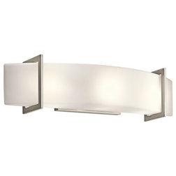 Popular Contemporary Bathroom Vanity Lighting by Build