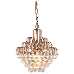 Contemporary Chandeliers by Kosas
