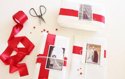 33 originelle Geschenkverpackungen für Weihnachten