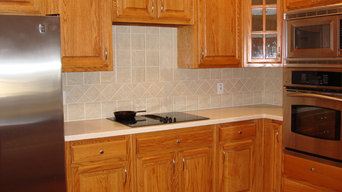 Before & After Cabinet Refacing