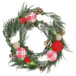 Rustic Wreaths And Garlands by Young's Inc.