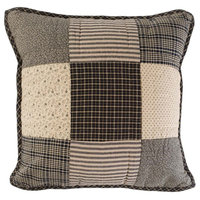 Kettle Grove Filled Quilted Pillow