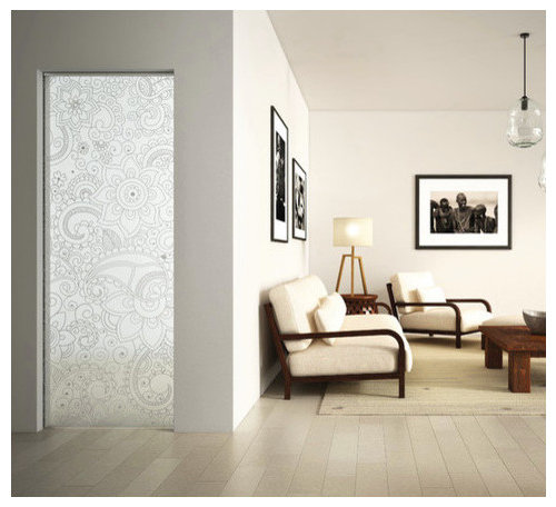 Recently, Weu0027ve Seen A Trend Of Our Customers Wanting To Put In Frameless  Glass Pocket Doors Instead Of Your Typical Wood Door. Which Do You Prefer?