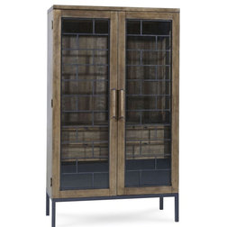Industrial Storage Cabinets by A.R.T. Home Furnishings