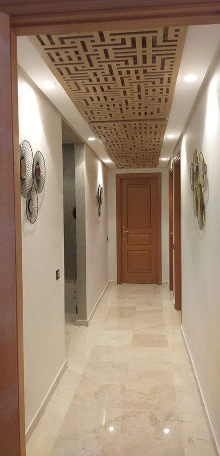 Décoration appartement Plazza Marrakech