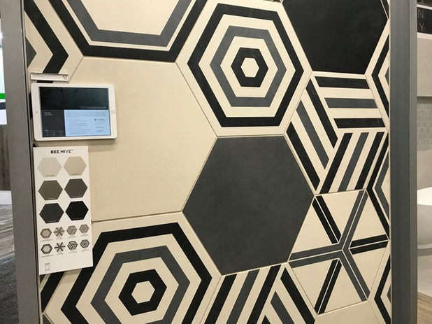 The Latest Looks In Tile Stone And Flooring