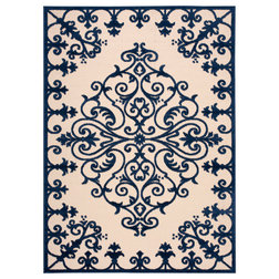 Mediterranean Outdoor Rugs by Nourison