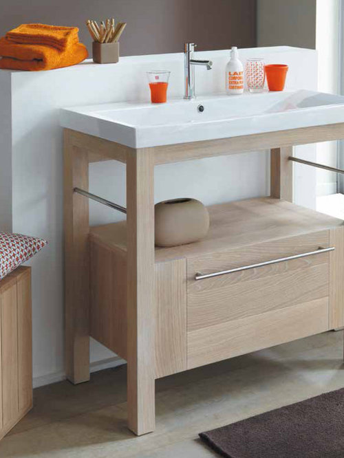 Line Art Vanity : Line art solid wood modern bathroom vanities accessories