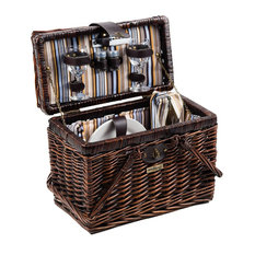 Squaw Willow 2-Person Picnic Basket