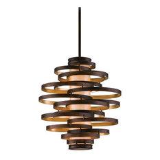 Corbett Lighting 113-43 Vertigo 3 Light Modern Pendant
