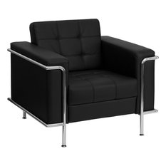 Flash Furniture - Flash Furniture Black Chair - Armchairs and Accent Chairs