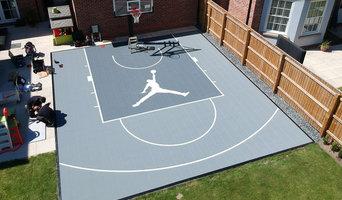 Garden Sports Court