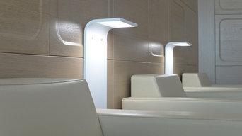 Sala di prima classe Aeroporto di Torino