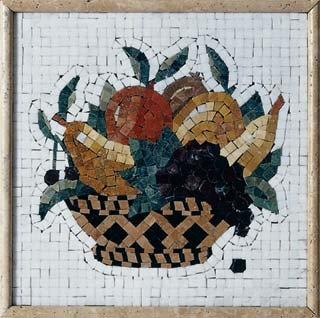Standard Fruit Mosaic - Tile