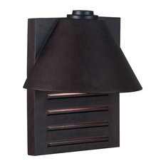 Fairbanks Dark Sky Large Lantern, Copper Finish