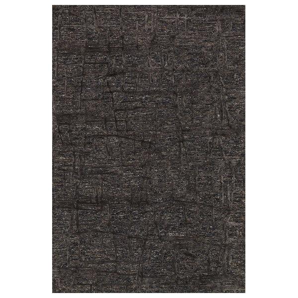 Loloi Juneau Charcoal-Charcoal 3'6
