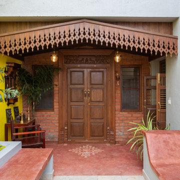 The Kanchipuram House