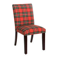 Dining Chair, Red