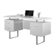 Sleek Desks | Houzz
