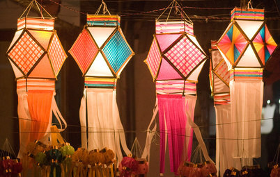 Easy Ways to Hang Decorations (For Diwali & Beyond)