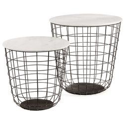 Industrial Baskets By Napa Home U0026 Garden