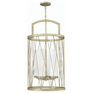 Nest Modern 4-Light Pendant Chandelier