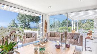Family villa in Cannes