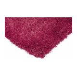 Diva Pink Rectangle Plain/Nearly Plain Rug 200x300cm