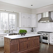 Quartersawn Custom Cabinetry and Woodworks, LLC's photo