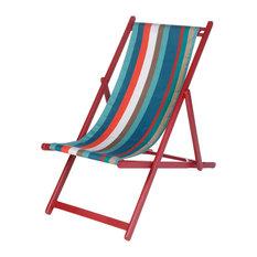 Java UV-Resistant Deckchair Sling, Aqua